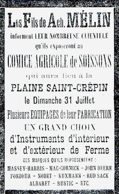 Article du 29-07-1921
